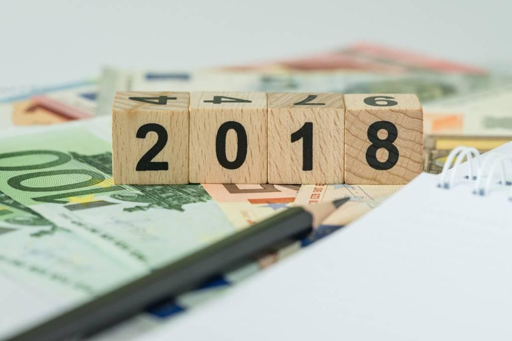 Finanzen 2018 und Minikredit 2018