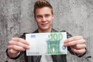 Mit einem Minikredit 100 Euro sofort leihen.