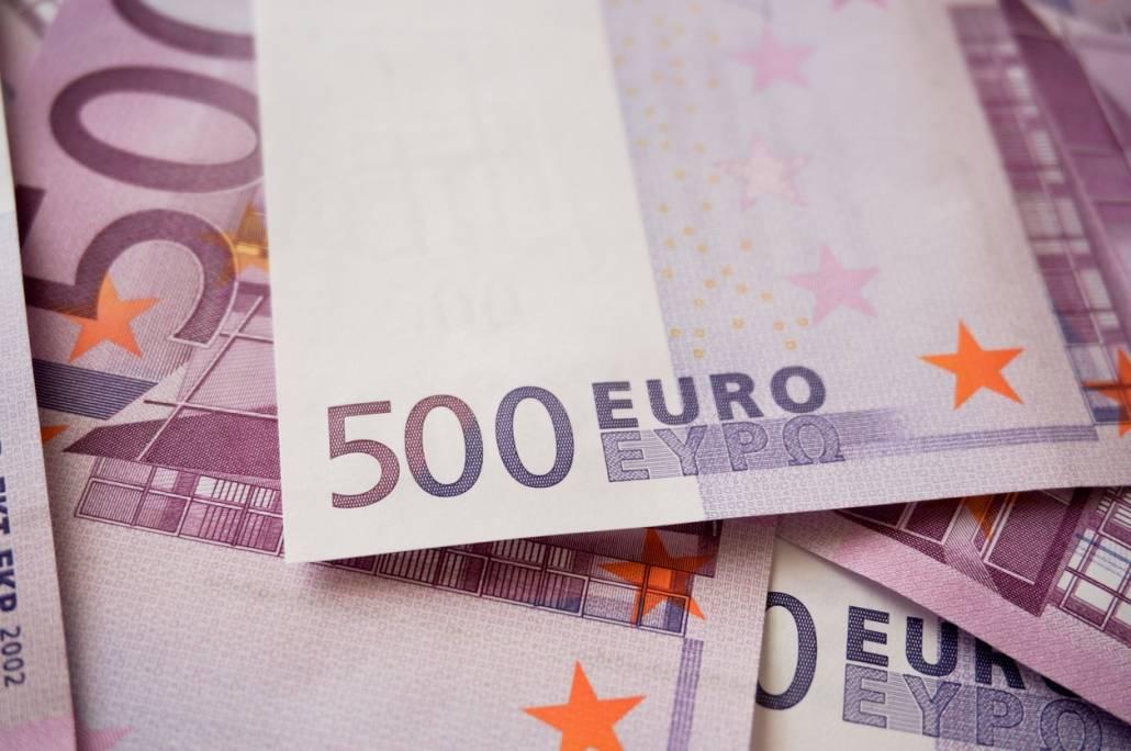 2000 Euro sofort leihen